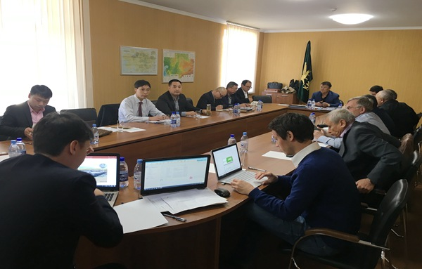 公司赴哈萨克斯坦国考察取得成效